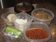 Once a week leftover night can reduce your food budget!