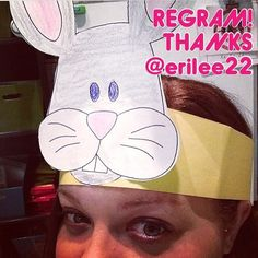Simple works wonders!!!! Regram courtesy of @Erin B B Lee - Today's #OT session will include making this fabulous bunny hat. - - - Like our instagram posts?  Please follow us there at instagram.com/pediastaff