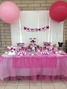The Party Wagon - Blog - POLKA DOT MINNIE MOUSE