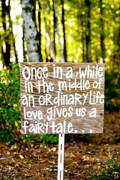 wedding signage, gold weddings, wedding planning, wedding ideas, fairy tales, woodland wedding, wedding planners, wedding signs, outdoor weddings
