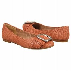 Maddox Flat in Rose Snake