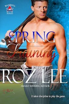 Baseball has never been so hot. Sneak Peek of Roz Lee 's Spring Training from the Mustangs Baseball series.