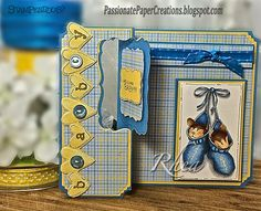 Passionate Paper Creations: Stampendous and Core'dinations