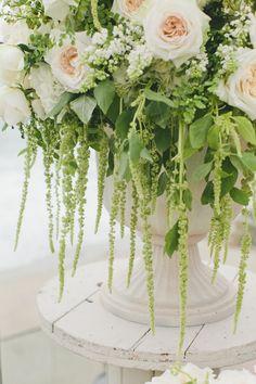 rose, drip flower, wedding flowers