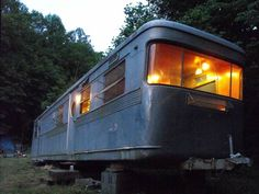 Vintage camper: Spartan Imperial Mansion, 1955 45 ft Travel Trailer $11500
