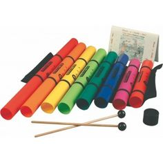 #WestMusic #InspireMyClass  Our patients would love Boomwhackers!