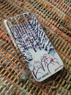 A new phone cover from my latest art work donated to Art on the Town 4-H fundraiser for Lapeer, Mi. Samsung Galaxy S3 Cell Phone Cases Personalized  by personallook, $22.00