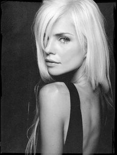 #rocking platinum blonde, hair colors, weight loss, blondes, long hair, white, beauti, beauty, portrait