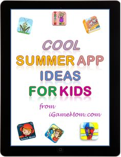Cool summer app idea