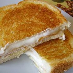 """Grilled Chicken Cordon Bleu Sandwiches   """"My husband is very picky and it is soooo difficult to make something that he will eat. This sandwich he loved and so did I - AMAZINGLY TASTY!!!"""""""