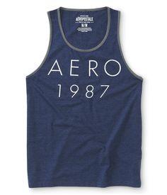 Aero 1987 Tank
