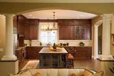 family room design, traditional kitchens, kitchen photos, cabinet design, kitchen spaces, kitchen trends, traditional homes, kitchen designs, kitchen cabinets