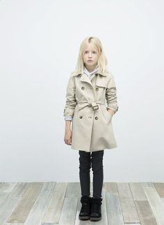 kids fashion, girls fashion, trench, coat, boots, fashion