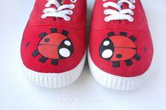 Zapatillas 'Mariquitas' - EsenciaCustome - Zapatillas