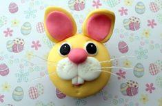 Bunny cupcakes - Animal cupcakes