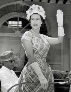 Queen Elizabeth -  Royal Ascot,