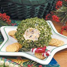 Christmas Cheese Ball