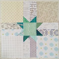 Scaled stars (a quilt block tutorial). Lovely easy tutorial (link) and at the bottom of the page she has kindly given cutting instructions for various sizes.