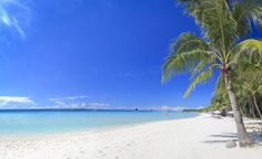 The white sand beaches of Boracay are just an hour's flight from Manila. (From: Photos: Top 10 Best Budget Destinations 2013)