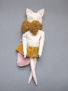 cat doll for kids