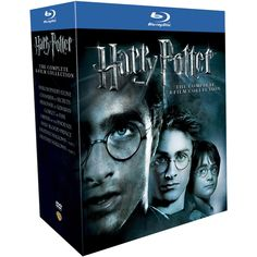 "ok guys, here is a review on: Harry Potter: The Complete Collection Years 1-7 [Blu-ray] (2011). ***PLEASE READ BEFORE YOU BUY*** ""If you're a Harry Potter fan like I am, you've been anticipating the release of a Harry Potter Complete Saga box set with all the bells and whistles for a very long time. Unfortunately, Harry Potter: The Complete Collection Years 1-7 is NOT the set we have been waiting for. In fact, it's no where close. All this is is a repackaging of the single disc HP movies with a new box. The special features from the Ultimate Editions have NOT been ported over and, once again, NO EXTENDED CUTS! For the die hard fans, I strongly discourage you from purchasing this set, as it is very likely that down the road (within 6 months or a year) an ultimate set will be released with better AV quality, extended cuts of all eight films, and special features galore. Vote with your wallets for an ULTIMATE HP box set by not purchasing this cheaply made barebones release..."" READ THE FULL REVIEW HERE: http://www.amazon.com/review/R2C30I2NJXA1J2/ref=cm_cr_dp_perm?ie=UTF8&ASIN;=B005OCFHHK&nodeID;=2625373011&tag;=&linkCode;="