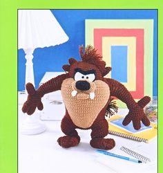 Taz Crochet