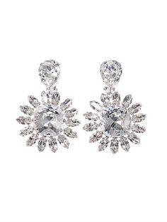 Dolce & Gabbana Swarovski Crystal Earrings