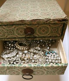 great old jewelry box