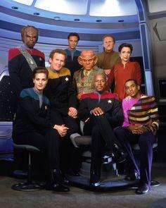 Star Trek: Deep Space Nine, the team
