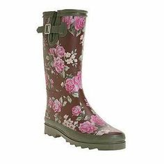 Roses and Wellies