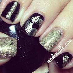 Instagram photo by modnails #nail #nails #nailsart