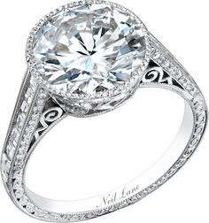 Dream engagement ring