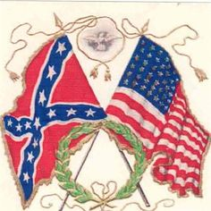 Civil war indicator for family tree.