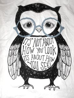 Owls are so wise... #owl