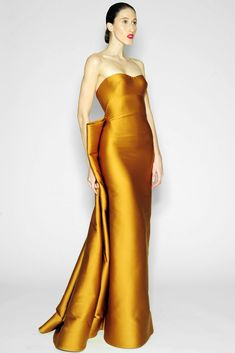 Zac Posen Pre-Fall 2014 - Slideshow