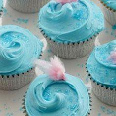 Cotton Candy Cupcakes Allrecipes.com