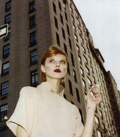 Mentalstability: Olga Sherer By Tung Walsh For Harper's Bazaar...