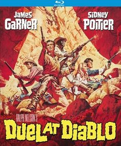 Duel at Diablo - Blu-Ray (Kino Region A) Release Date: Available Now (Amazon U.S.)