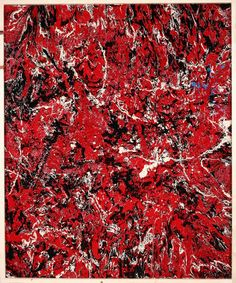 """Red Rum"" - enamel painting on wood by VRBA"