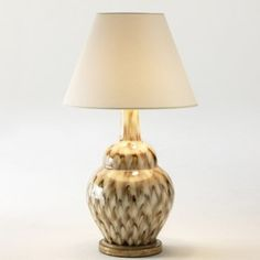 Pheasant Feather Lamp - Bunny Williams Home