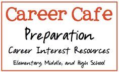 counsel idea, career cafe, schools, school counselor, career cluster, career class, career counseling high school, career assess, counselor blog