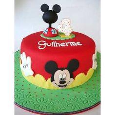 Tortas Artesanales Fiestas Infantiles Mickey Mouse