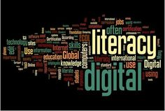 Digital literacy is when students are able to engage with multi-media to read and interpret text, sounds and images. Digital literacy is when students can  manipulate and evaluate data to construct their own meaning. Digital literacy also includes a student having knowledge about  how to use technology to construct meaning, but most importantly in ways that are appropriate to their needs.