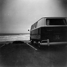Who doesn't love a good sixties VW van