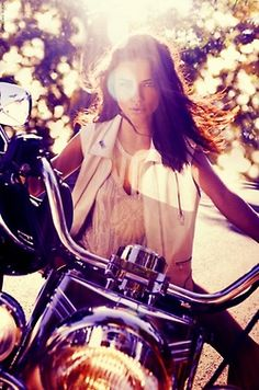 I want my own motorcycle