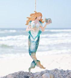 Recycled Bottle Mermaid