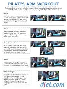 pilatesinspir arm, fit, bodi, pilates arm workout, pilates arms, exercis, healthi weight, workout videos, arm workouts