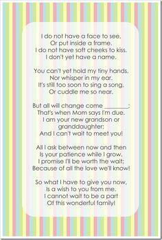 pregnancy poem