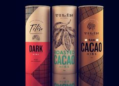 Auténtico, puro y sin sofisticaciones ni disfraces chocolate colombiano Tilín Cacao