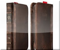 iphone book cover.. so ibooks feels a little more right